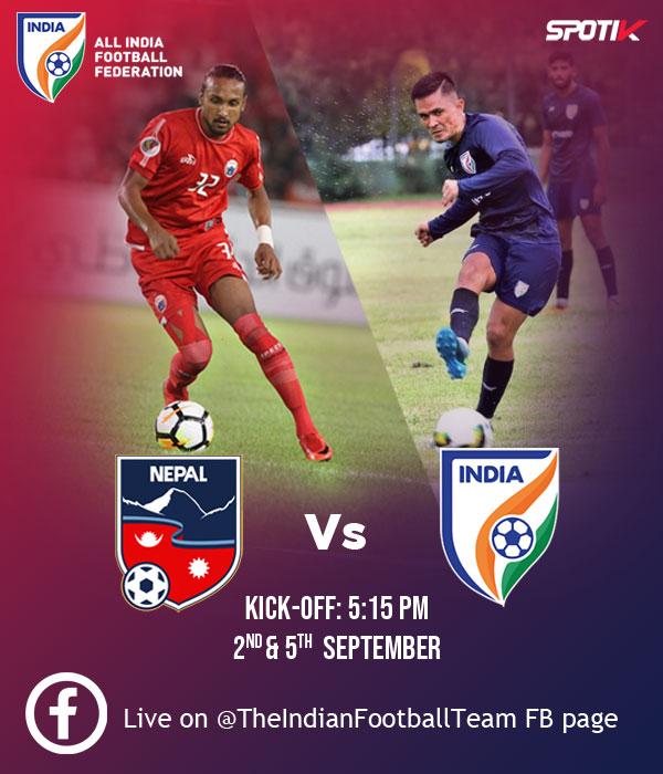 India vs Nepal International Friendlies