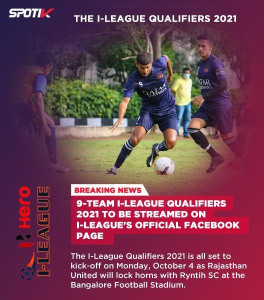 I-League Qualifiers 2021