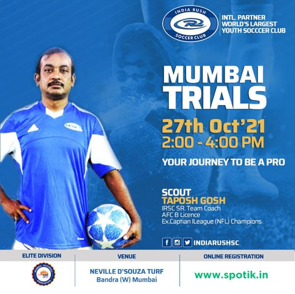 India Rush Soccer Club