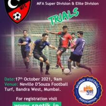 Millat FC Elite Division Trials, Mumbai