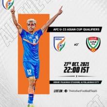 U-23 AFC Asian Cup Qualifiers