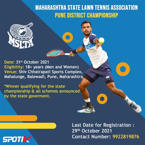 Pune District Tennis Championship 2021