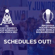 Hockey World Cup Schedules